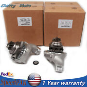 L And R Turbocharger Turbo Chargers Fit For Audi A6 A7 A8 4.0t 079145722 079145721