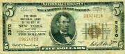 1929 Us 5 New York City Note Reproductionbuy 4 Get 1 Free