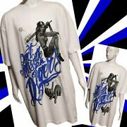 Don't Mess With Da Dodgers Graphic Print Tees For Men Whitetall
