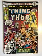 Marvel Two-in-one 22 The Thing And Thor