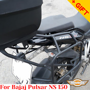 For Bajaj Pulsar 150 Ns Rack Luggage System Rouser Ns 150 Side Carriers For Bags