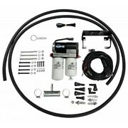 Air Dog A6spbc260 Ii-4g Df-100-4g Fuel Pump For For 11-14 Chevy 6.6l Duramax New