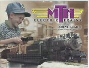 Mth Electric Trains 2001 Volume 1 Premier Railing And Tinplate Traditions