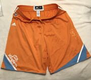 Adidas Authentic Tennessee Lady Volunteers Ncaa Shorts Xl New