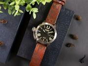 U-boat Classico Automatic Watch Stainless Steel 316l Black 47mm 8105-as1