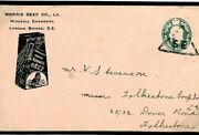 Gb Kevii Advert Stationery Illustrated Beef Cover C1902 {samwells-covers}e334