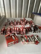 Nos Huge Lot Of 80 Genuine Champion Spark Plugs For Small Engines