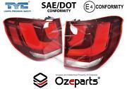 Set Pair Lh+rh Outer Tail Light Rear Lamp Led For Bmw X5 F15 / F85 20132018