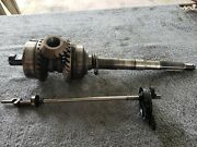 2001 Yamaha 250hp Ox66 Outboard Counter Rotation Propshaft Gears And Shifter Assy