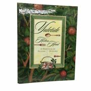Hilton Head Island Yuletide Hard Cover Cookbook 275 Pages Holiday Menus Recipes