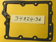 Harley 34824-36 Gasket Shifter Cover 4-speed Transmission All Big Twin 1936-e79