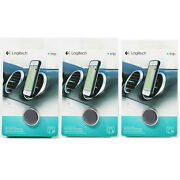 3 Pack Logitech +trip One-touch Smartphone Air Vent Magnetic Car Phone Mount New