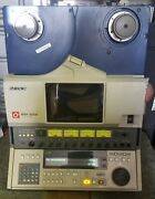 Sony Bvh-3000 1 Ntsc Type C Video Tape Videocorder Professional Broadcasting
