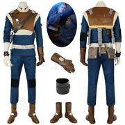 Star Wars Jedi Fallen Order Cosplay Costume Shoes Men Role Play Outfit Custom