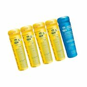 5 Pack Spa Frog Replacement Cartridges 4 Bromine/ 1 Mineral