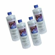Spachoice 472-3-4011-04 Increase Ph For Spas And Hot Tubs 1-quart 4-pack