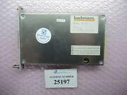 Module Do616 Bachmann Electronic No. 4819/00 Battenfeld Used Spare Parts