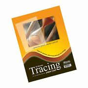 Bazic Clear Tracing Paper Pad For Drawing, Tracing, And Sketching 30 Sheets....