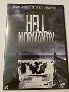 Hell In Normandy Dvd - Guy Madison Peter Lee Lawrence - Region 1