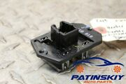 2019 Mitsubishi Mirage Heater A/c Conditioner Air Resister Resistor Blower 19