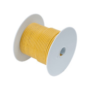 Ancor 4 Awg Gauge 500 Ft Yellow Marine Tinned Copper Boat Battery Cable Power