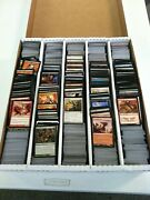 Instant Collection - 6000+ Assorted Bulk Common/uncommon/rare Mtg Cards Oasis
