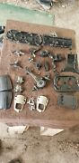 1986 Mercury Outboard 50 Hp 3 Cylinder 2 Stroke Parts And Hardware Lot