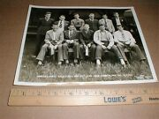 1943 Wwii Warren County New Cumberland Pa Penn Enlisted Service Men Group Photo