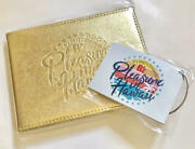 B'z 30th Anniversary Pleasure In Hawaii Limited Photo Album And Plate Novelty F/s