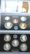 2011 Us Mint Silver Proof Set 14 Gem Coins W/ Box And Coa
