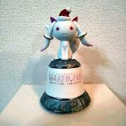 Puella Magi Madoka Magica Pottery Bell And039 Kyubey And039 Limited F/s From Japan