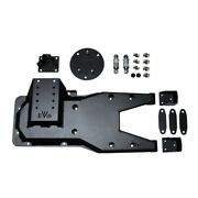 Off Road Evolutions 1162b Pro Series Black Hinged Gate Carrier For Jeep Jk New