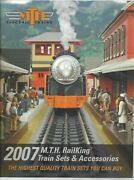 Mth Electric Trains 2007 Volume Premier Railing And Tinplate Traditions