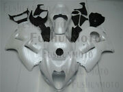 Pearl White Fairing Fit For Suzuki Gsxr 1300 1997-2007 Plastic Set Injection A65
