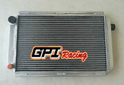 For 1974-1979 1978 1977 Mg Midget With A 1600cc Engine Silicone Radiator 42mm