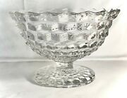 Fostoria Crystal American 12 Tom And Jerry Punch Bowl