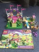 Lego Friends Heartlake Dog Show 3942 Complete With Instruction Manual