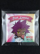 D.gray-man Hallow In J-world Tokyo Can Badge Pin Namco Road Kamelot