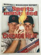 July 7, 2003 Kerry Wood And Mark Prior Chicago Cubs Sports Illustrated No Label