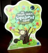 The Sneaky, Snacky Squirrel Game A Game Of Strategy For Sneaky Squirrels