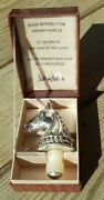 Neiman Marcus Horse May Its Strength And Spirit Be Yours In 2002 Bottle Stopper