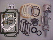 M12 12hp Engine Rebuild Kit For Kohler M12 Not The K301 They Are Differant