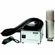 Rode Ntk Condenser Cable Professional Microphone