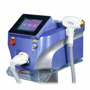 1064nm 755nm 808nm Diode Laser Painless Permanent Body Face Hair Removal Machine