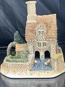 David Winter Cottages The Gamekeeper 1997 Guild Member Only Nib Perfect