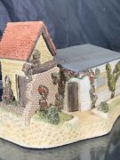 David Winter Cottages The Coal Shed 1989 Guild Piece 6 Nib Perfect
