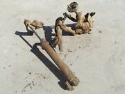 1967 Gmc Truck Original Power Steering Box C-10 Chevrolet Cylinder And Parts Chevy