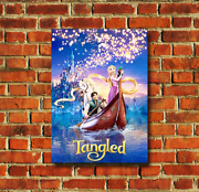 Tangled Movie Poster - 0044 Buy Two Get One Free