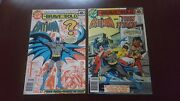 Brave And The Bold 149 And 150 2 Books Dc Comics Batman Teen Titans Both Vf