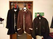 Undercover But Beautiful Button Coat Size M Brown Unisex From Japan F/s